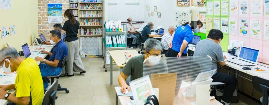 シニア専門 60歳から始めるパソコン教室 ジョイスクール